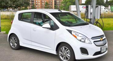 Chevrolet Spark LT AT